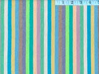Narrow Spring Woven Stripes