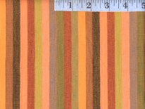 Narrow Yellow Woven Stripes