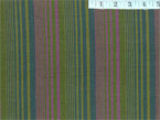 DHS-4516 Green Dark Haze Stripes