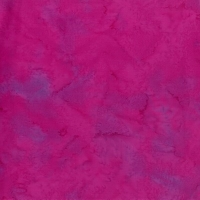 Magenta Bali Watercolor Batik