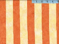 Yellow Big Stripe Batik