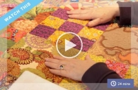 Quilting Fundamentals: Anatomy of a Quilt