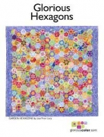 Glorious Hexagons Paper Pieces Pack #08 1