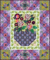Bouquet Quilt Kit