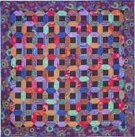 Byzantine Lozenges Quilt Fabric Pack