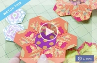 Quilting Fundamentals: Paper Piecing