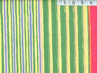 Green Regimental Stripe