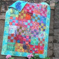 Contrast Weave Quilt Fabric Pack 1