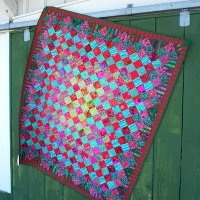 Kaffe Festive Jewel Quilt Kit 2