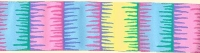 Pastel Kilim Ribbon (Wide)