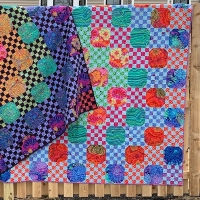 Kaffe Fassett Collective Mystery Quilt - Light