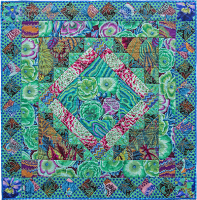 Malachite Jupiter Quilt Fabric Pack