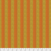 Turmeric Wide Shot Cotton Stripe