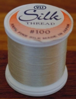 Ecru Silk Applique Thread (#224)