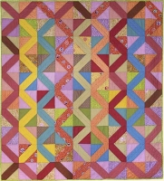 Scaffold Quilt Fabric Pack