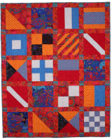 Semaphore Quilt Fabric Pack
