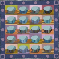 Striped Rice Bowls Quilt Fabric Pack