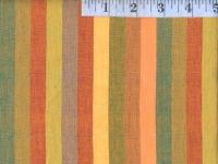 Broad Yellow Woven Stripes