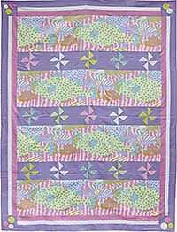 Chalky Fish Quilt Fabric Pack