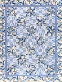 Baby Blues Quilt Fabric Pack