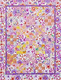 New Baby Rosy Quilt Fabric Pack