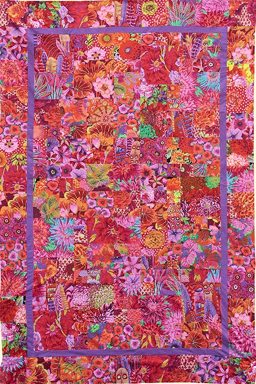 Colorful Courthouse Quilt Fabric Pack From Glorious Color