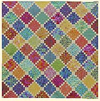 Colorful Courthouse Quilt Fabric Pack