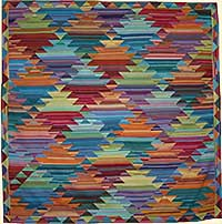 Jeweled Kilim Quilt Fabric Pack