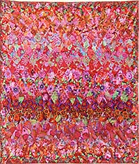 Sizzling Diamonds Quilt Fabric Pack