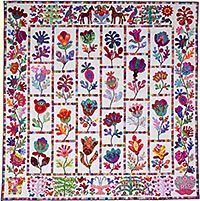 Flower Garden Starter Fabric Pack